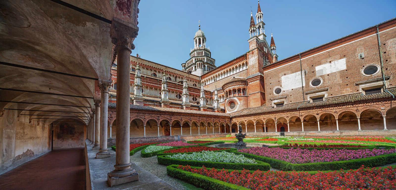 Italia: Becas Para Investigación en Diversos Temas Universidad de Pavia