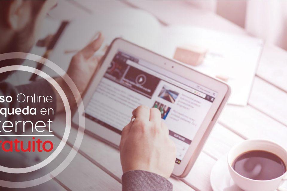 "Curso Online Gratis ""Buscar en internet"" Universitat Politècnica de Valencia España"