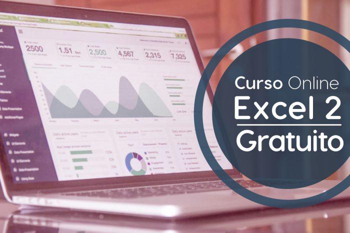 """Curso Online Gratis """"Excel 2: Gestión de datos"""" Universitat Politècnica de Valencia España"""