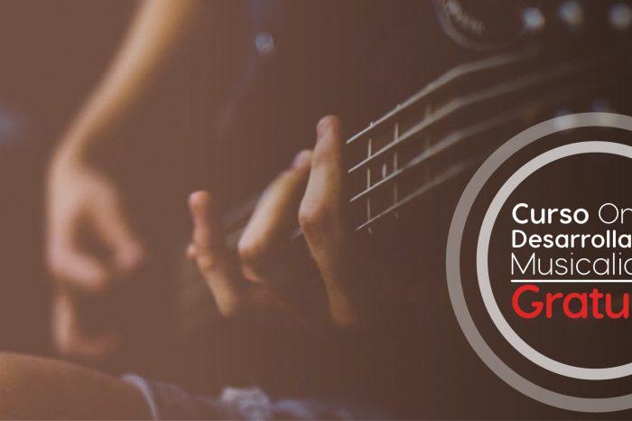 """Curso Online Gratis """"Desarrollando tu musicalidad"""" Berklee College of Music Estados Unidos"""