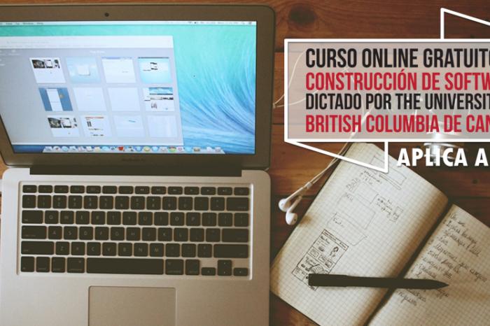 """Curso Online Gratis """"Construcción de Software"""" The University of British Columbia Canadá"""