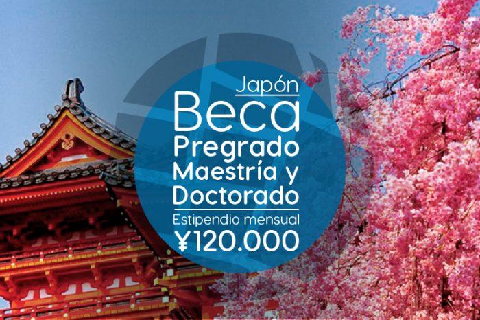 Japón: Becas Para Pregrado, Maestría y Doctorado en Diversos Temas Fundación Yamada