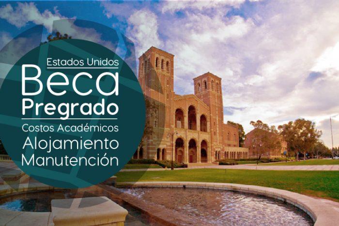 Estados Unidos: Becas Para Pregrado en Matemáticas UCLA