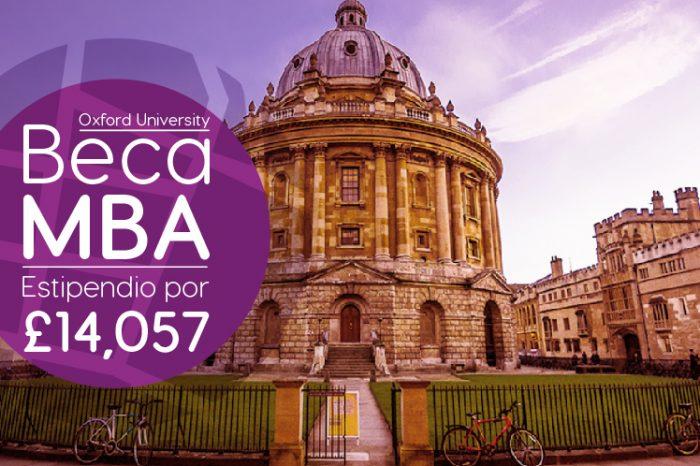 Reino Unido: Becas Para Maestría en Administración de Negocios University of Oxford