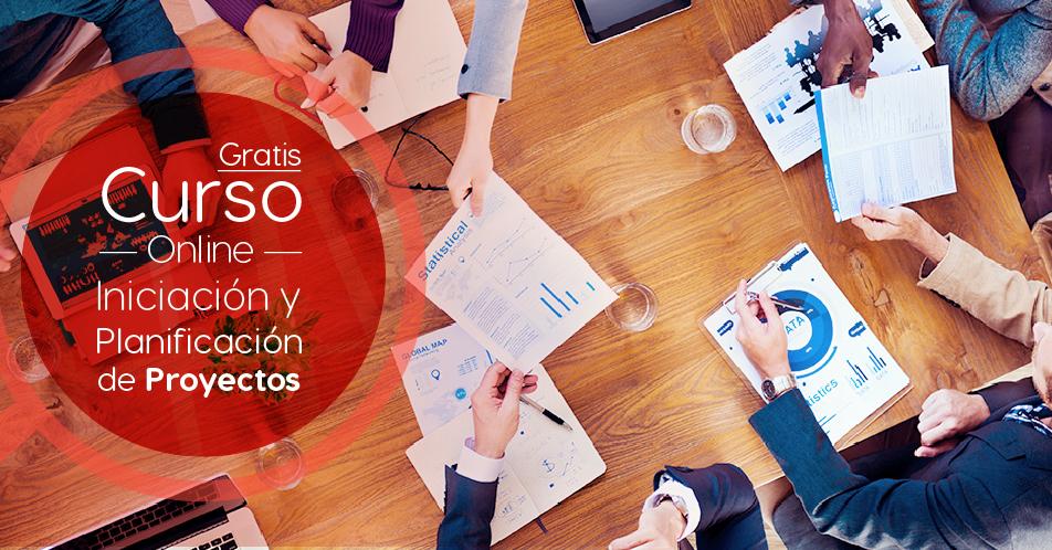 """Curso Gratis Online """"Iniciación y Planificación de Proyectos"""" Tecnológico de Monterrey México"""