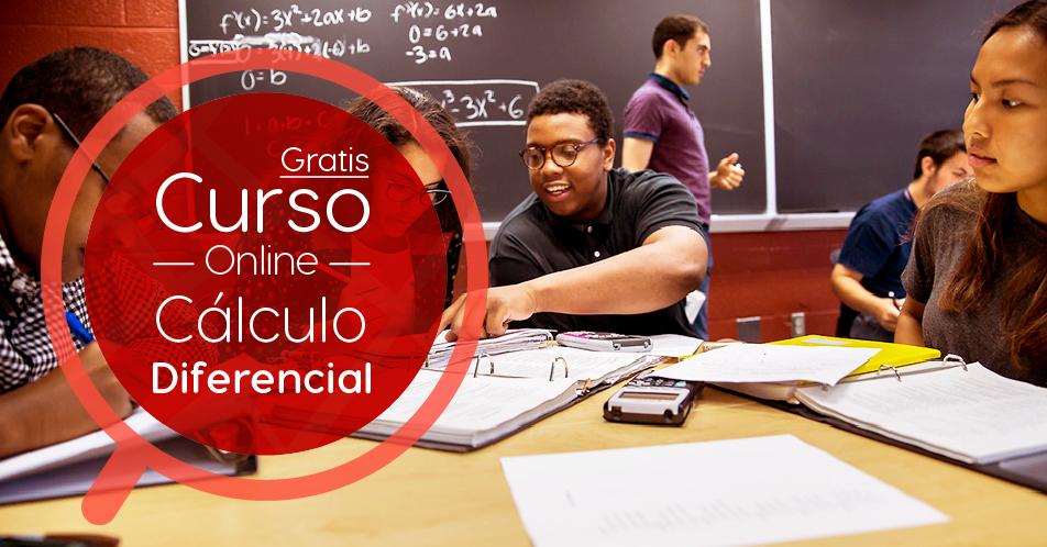 """Curso Gratis Online """"Cálculo diferencial """" Universidad Galileo Guatemala"""