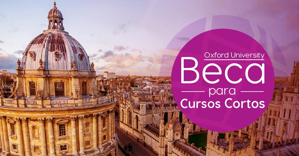 Reino Unido: Becas Para Cursos en Estrategia Financiera University of Oxford