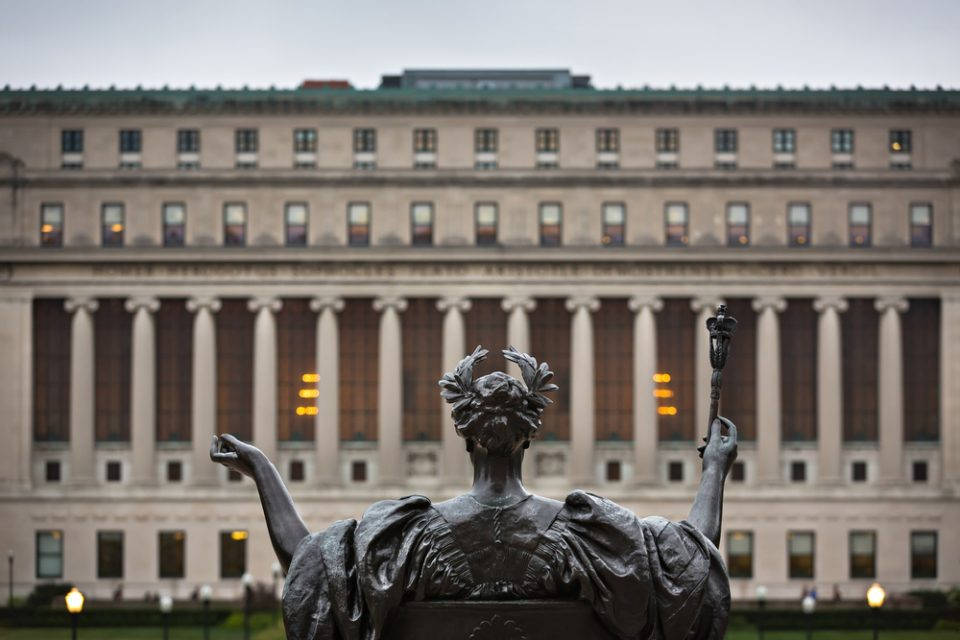 Estados Unidos: Becas Para Maestría en Administración de Negocios Columbia Business School