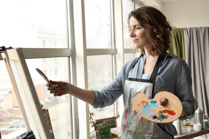 Curso Online: Más de 40 técnicas de Arte y Creatividad. Dibujo y Pintura.