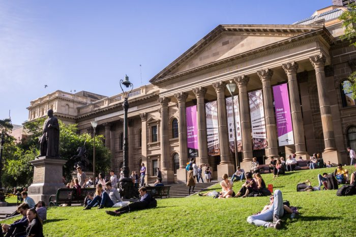 Australia: Becas Para Pregrado en Diversos Temas Universidad de Newcastle